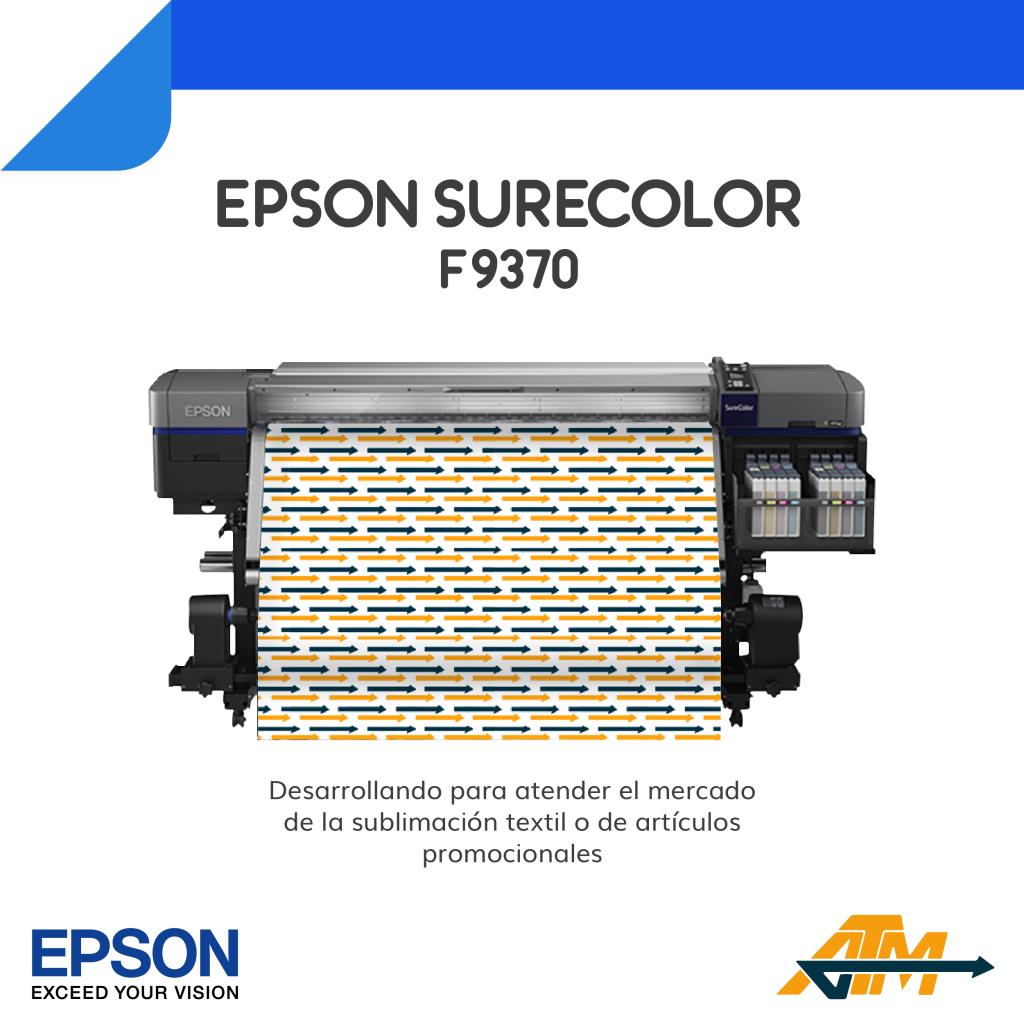 Epson SureColor F9370, Producción en serio  – Blog